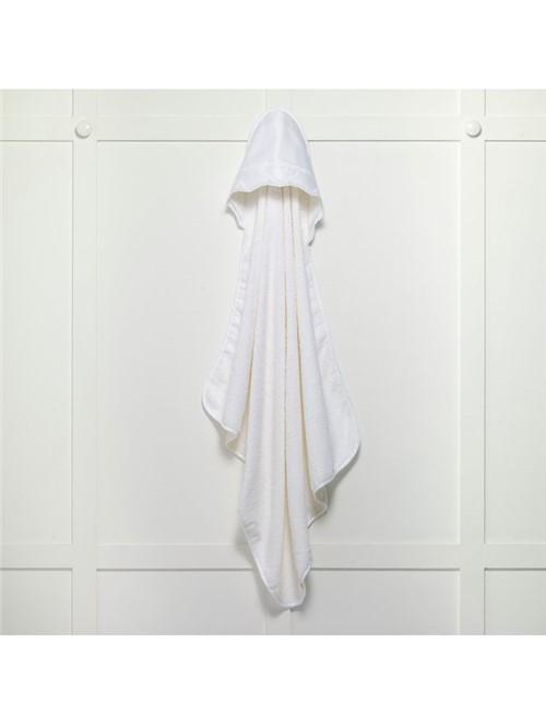 Toalha Capuz Altesse Branca