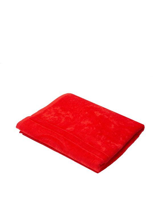 Toalha Ckj Unicolor - Vermelho - U