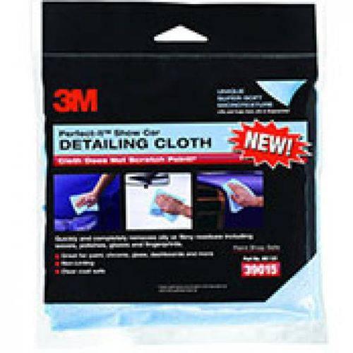 Toalha de Alta Performance Perfect-it Detailing Cloth 39015 3m