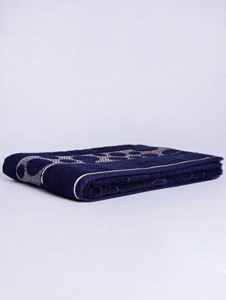 Toalha de Banho Azul Marinho