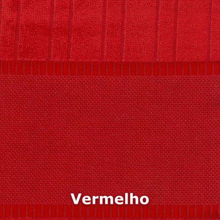 Toalha de Rosto Bella 2900 - Vermelho