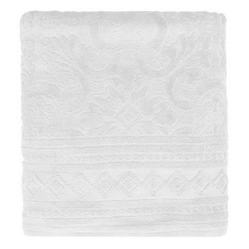 Toalha de Banho Buddemeyer Lamego 80x140 Cm Branca
