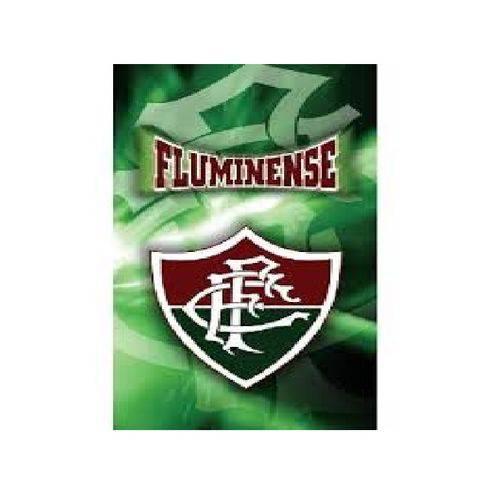 Toalha de Banho e Praia Aveludada Fluminense Buettner