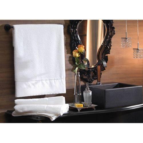 Toalha de Banho Fresia 86x150 Branca - Karsten