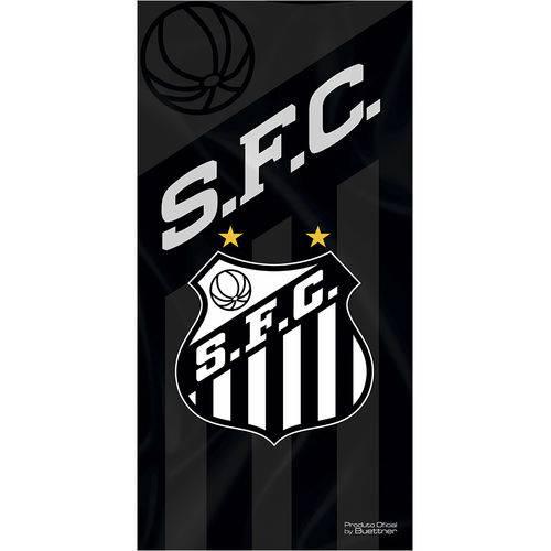 Toalha de Banho Times de Futebol - Buettner - Linha Licenciados - Santos