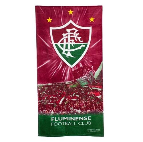 Toalha de Banho Times de Futebol - Buettner - Linha Licenciados - Torcida Fluminense