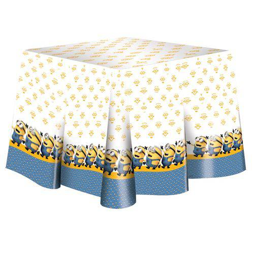 Toalha de Mesa Meu Malvado Favorito 2 - Minions