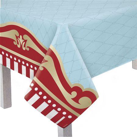 Toalha de Mesa Plástica Circo