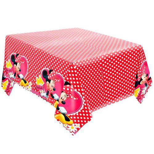 Toalha de Papel Red Minnie 120cm X 220cm
