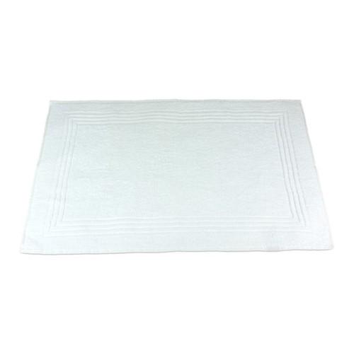 Toalha de Piso para Hotel - Lufamar - Imperial - Cor Branco
