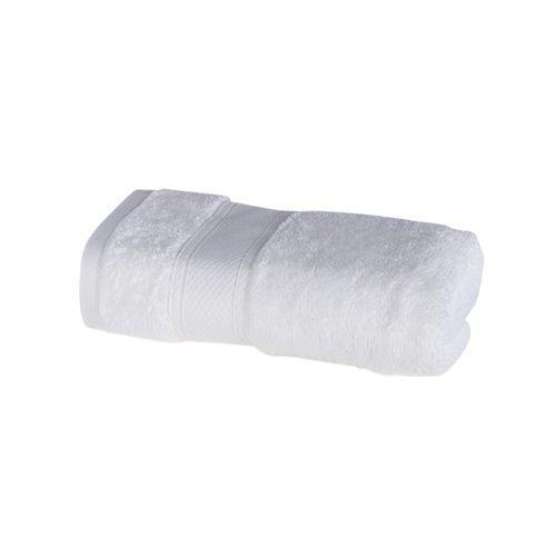 Toalha de Rosto Trussardi Egitto Splendore 48x90cm Branca