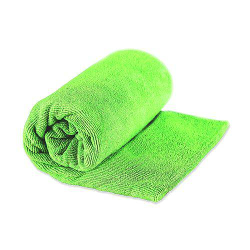 Toalha Micro Fibra Sea To Summit Tek Towel Verde - Tam. G
