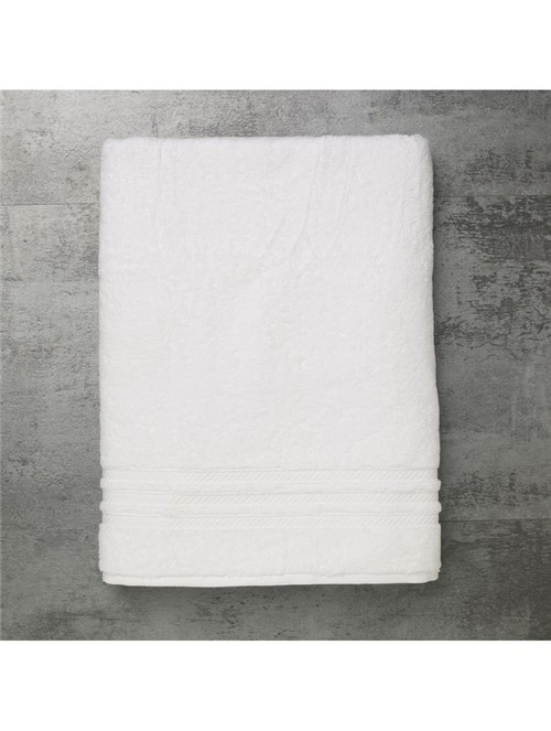Toalha Sevilla Branca 86X160cm