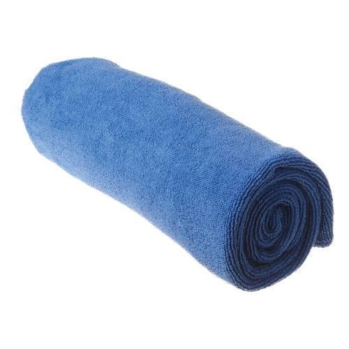 Toalha Tek Towel Azul Grande (L) S.A To Summit