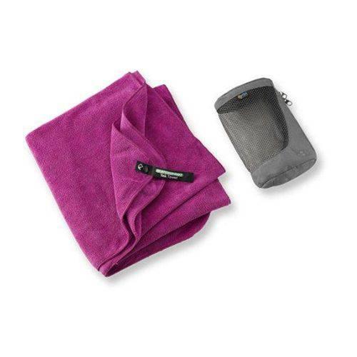 Toalha Tek Towel M Roxo - S.A To Summit