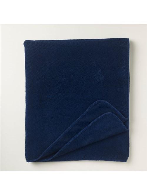 Toalha Twill Azul Noite 105X180cm
