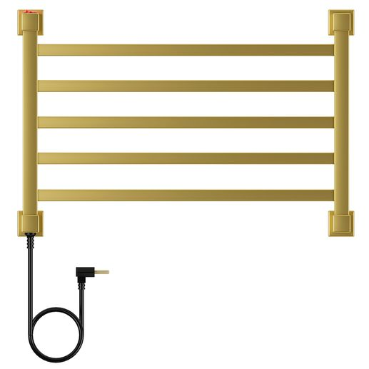 Toalheiro Térmico Top Dourado - Aquece Metais Top Dourado