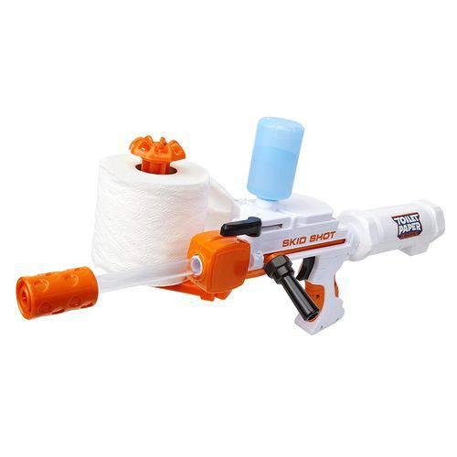 Toilet Paper Blaster Lançador de Papel Higiênico Candide