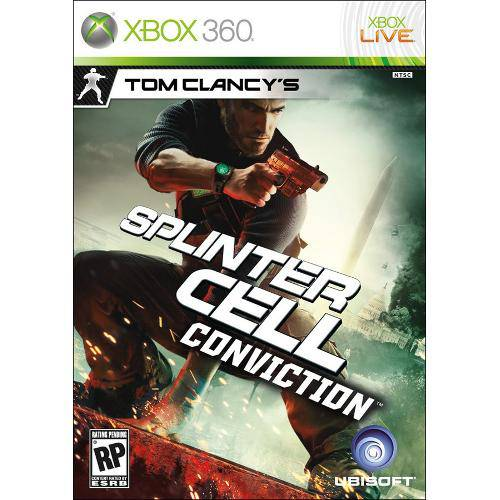 Tom Clancy´S Splinter Cell: Conviction X360