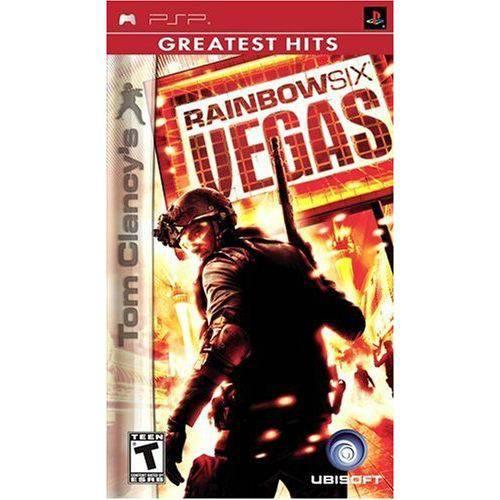 Tom Clancy'S Rainbow Six Vegas Greatest Hits - Psp