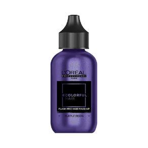 Tonalizante Flash Pro Hair Make-Up Purple Reign 60ml