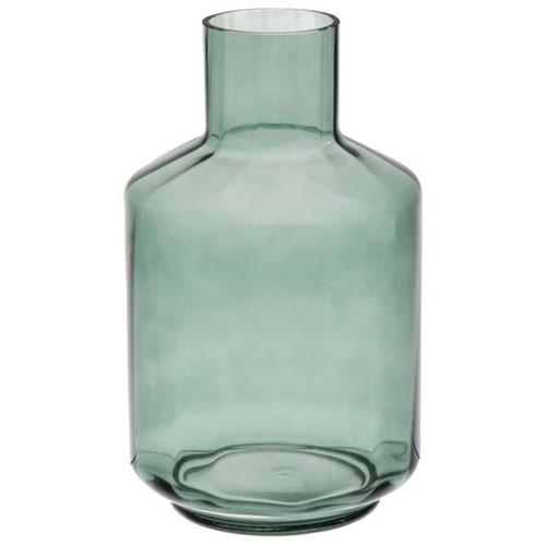 Tonel Vaso/garrafa 30 Cm Verde