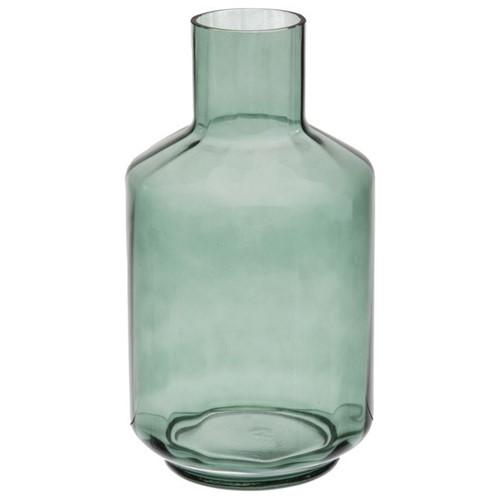 Tonel Vaso/garrafa 25 Cm Verde