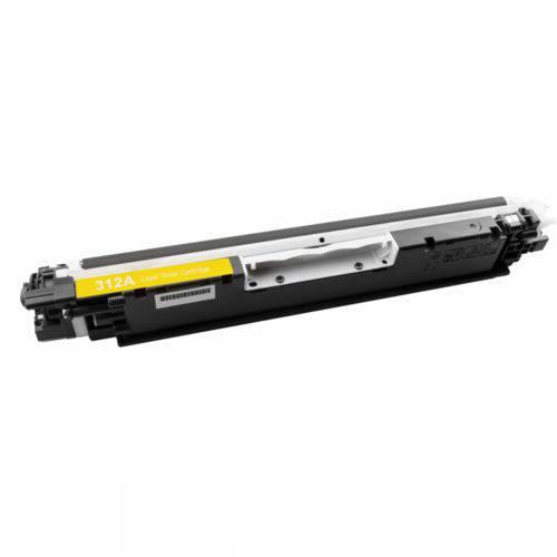 Toner HP CE312A CF352A Amarelo Compativel 1k