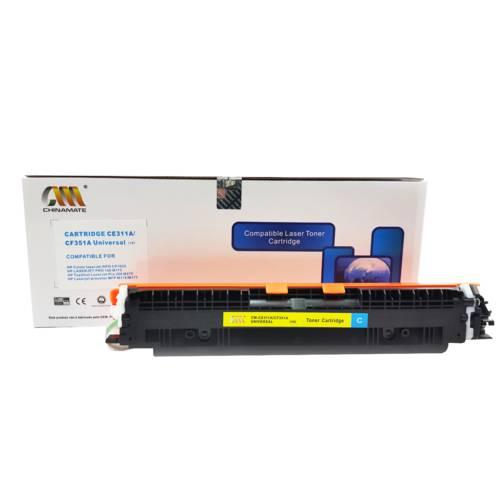Toner Compatível Hp Ce311a Cf351a Ciano 126a 130a M175 M275