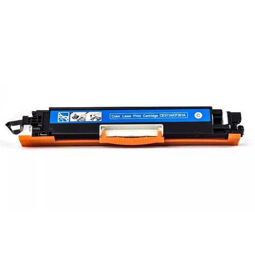 Toner Compativel Hp Ce311a Cf351a Ciano M175 Cp1025 M176 177