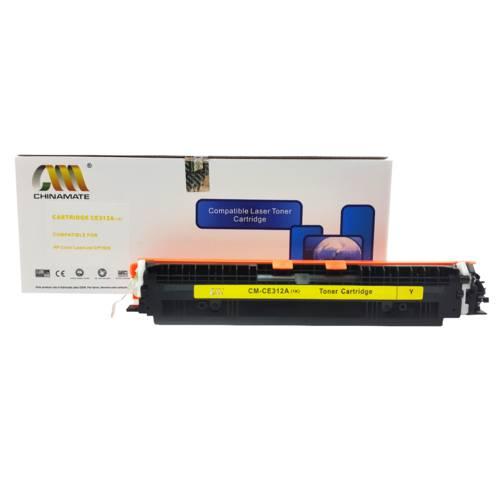Toner Compatível Hp Ce312a Cf352a Amarelo 126a 130a M175