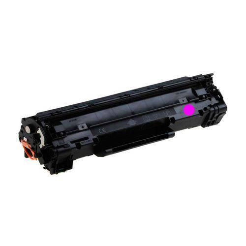 Toner Compatível Hp Magenta Cf403a Byqualy