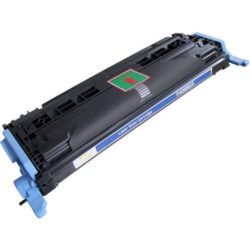 Toner Compatível Hp Q6002a Q6002 6002a 6002 para Impressora 1600 2600 2600n 2600dtn 2605 2605dn 2605