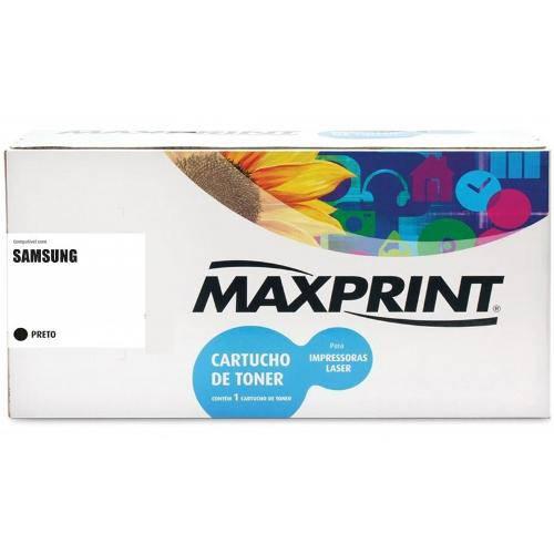 Toner Compatível Samsung Mlt-D203e Preto - Maxprint 5613581 - para M3820nd, M4020nd, M3370fd, M4070f