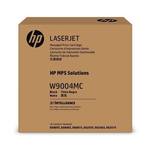 Toner HP Original W9004MC Black   HP LaserJet E60055dn E60065dn E60075dn E60075 E62555dn E62565h E6