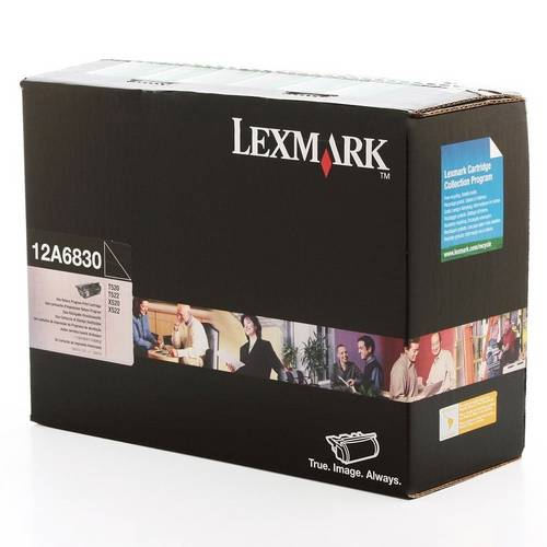 Toner Lexmark 12A6830