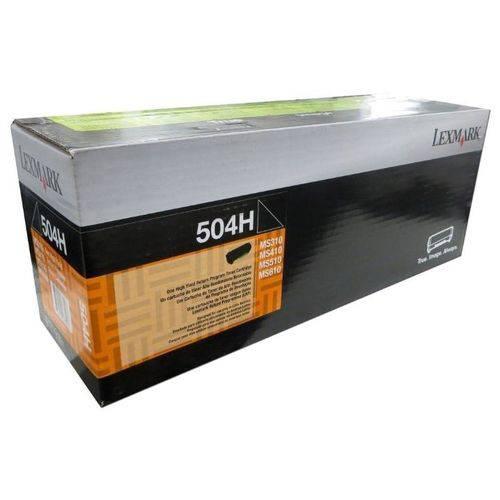 Toner Lexmark 504H / 504 - 50F4H00