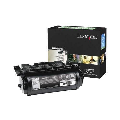 Toner Lexmark 64018hl / 64018hb 21k T640 T642 T644