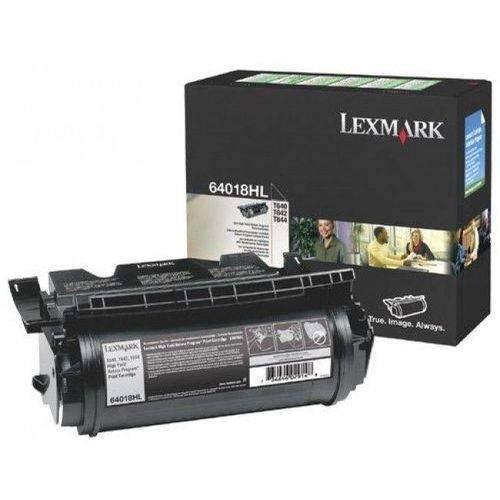 Toner Lexmark 64018HL