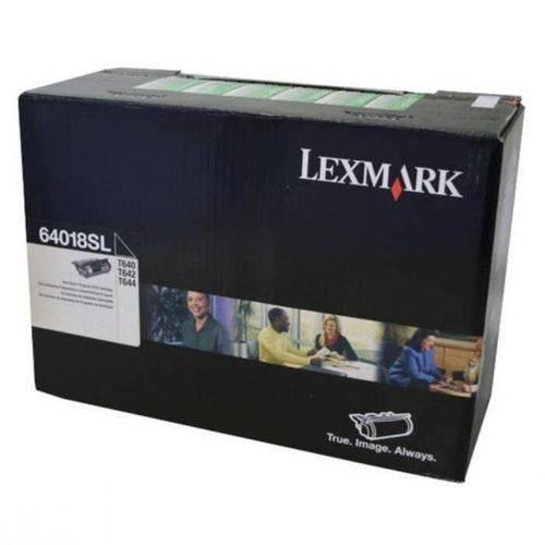 Toner Lexmark 64018SL T640 T642 Original