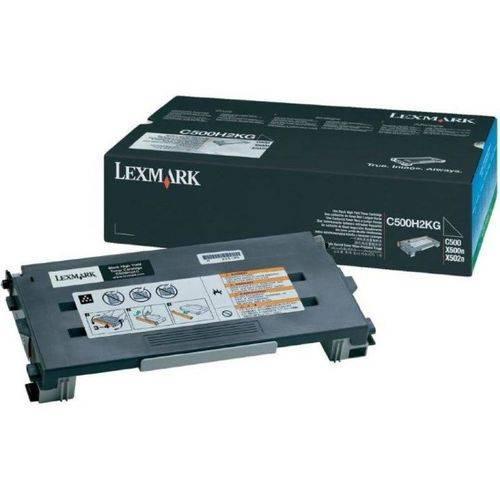 Toner Lexmark C500 C500H2KG Original