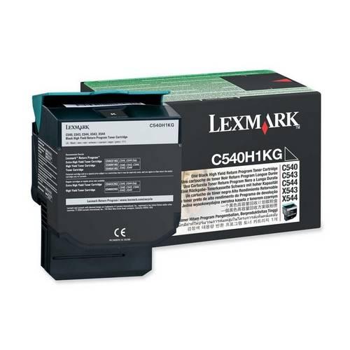 Toner Lexmark C540H