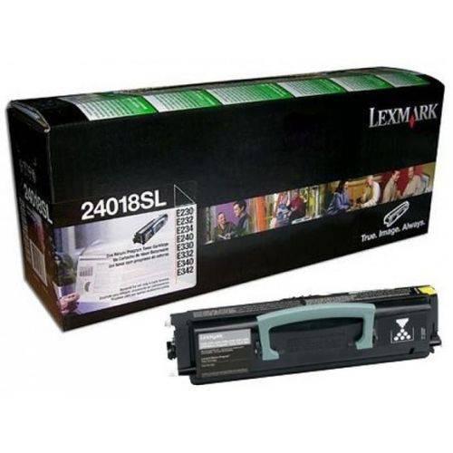 Toner Lexmark E230 E330 24018SL Original