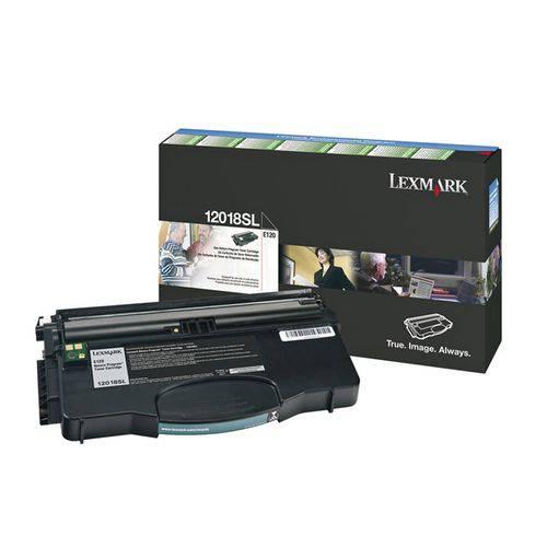 Toner Lexmark E120 E120n 12018sl   Original 2k