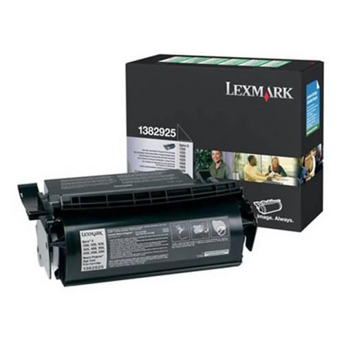 Toner Lexmark Original 1382925/ 12a840 Black