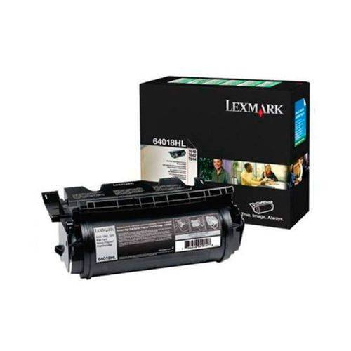 Toner Original Lexmark64018hl T640 T642 T644 21K
