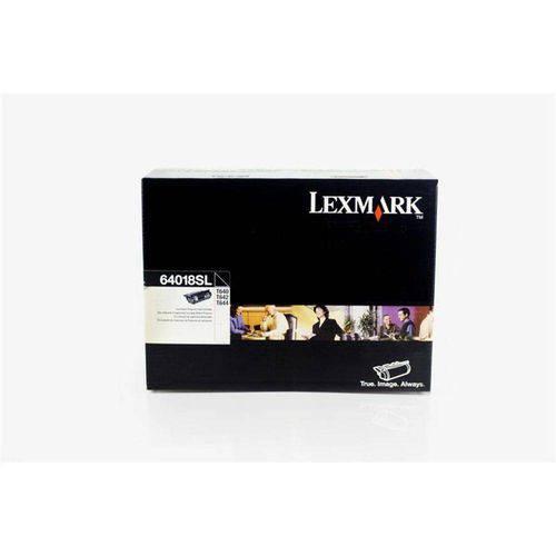 Toner Original Lexmark 64018sl T640 T642 T644 7K