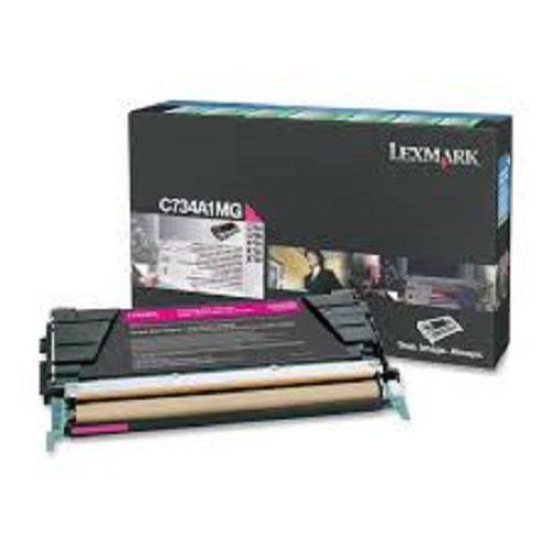 Toner Original Lexmark C734a1mg Magenta   Lexmark C734 C736 X734 X736 X738   6k