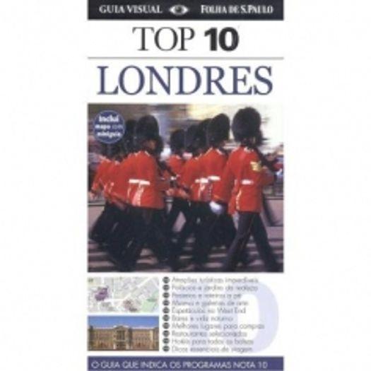 Top 10 Londres - Publifolha
