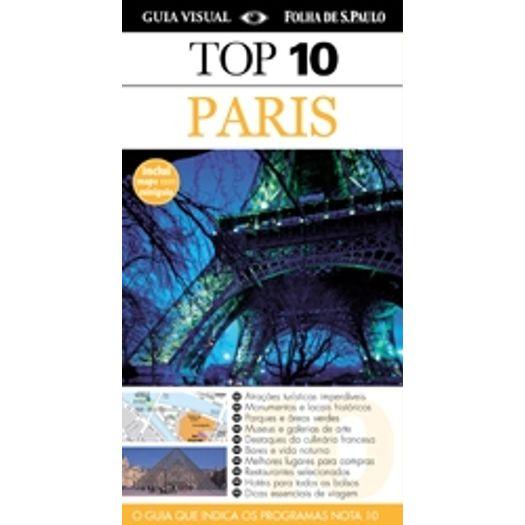 Top 10 Paris - Publifolha